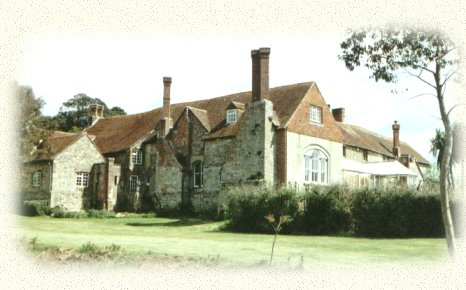 haseley manor, isle of wight, a superb wedding venue